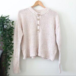 American Eagle Knit Multicoloured Sweater